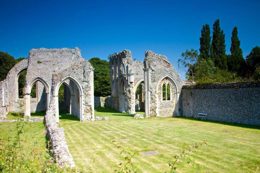 Visit Creake Abbey