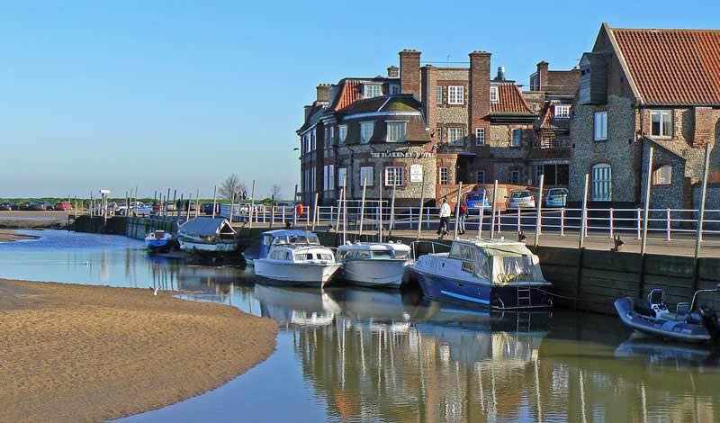 Visit Blakeney Quay